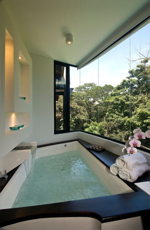 Home Spa Bathrooms
