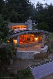 Home That Produces As Much Energy As It Consumes