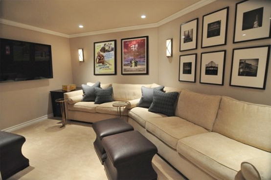 Home Interior Perfly Modern Home Theater Interior Design