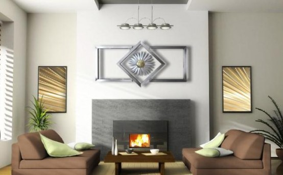 Hot Art Radiators For A Stylish Space