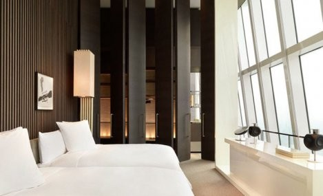 Exceptional Hotel Bedroom With Huge Doors And Windows Part 25