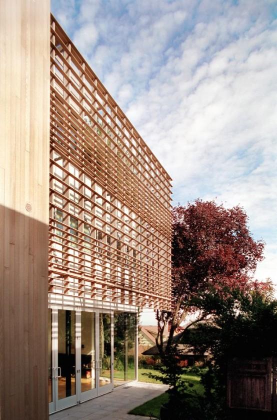 clean house design that maximize natural light