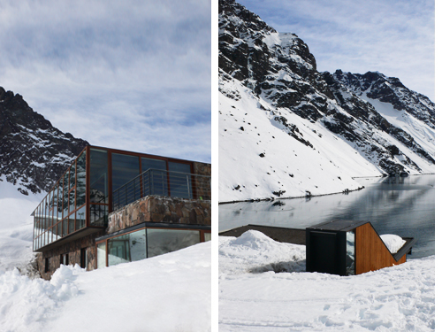House Located 2990 Meters Above Sea Level