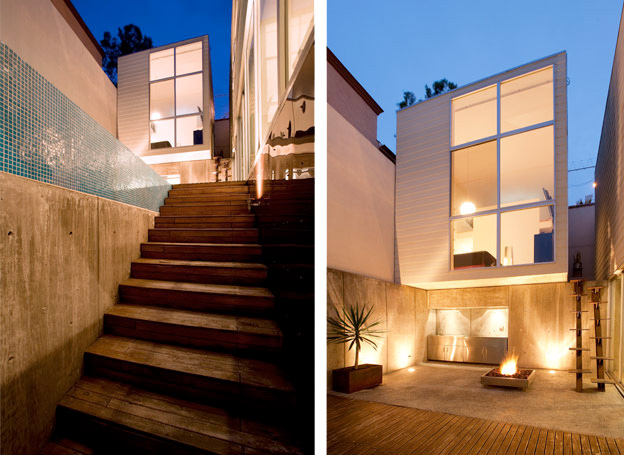 House Made Of Wide Variety Of Materials
