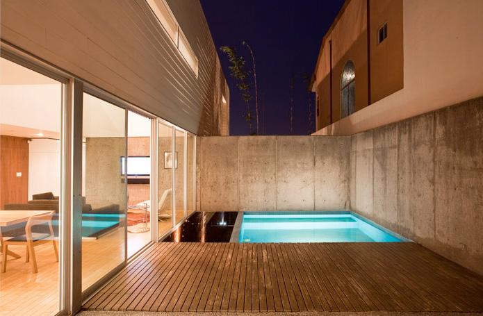 Desain Rumah Ukuran 8x9