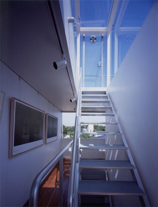 House Without Walls by Tezuka Architects