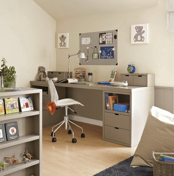 How To Customize Kids Desks Creative Ideas