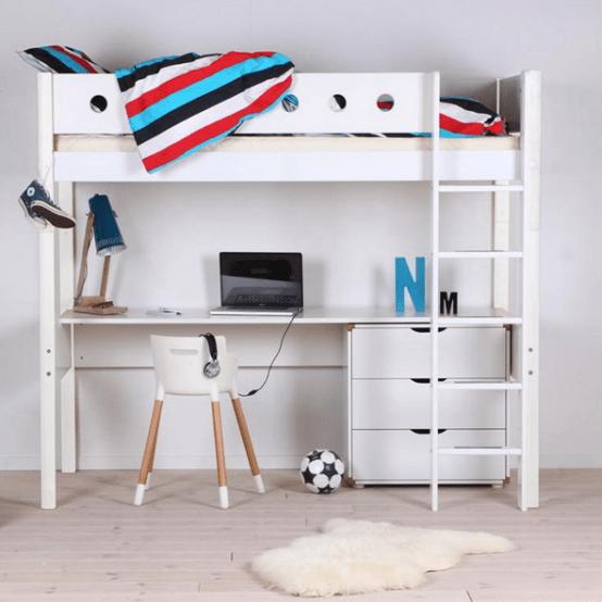Creative Desk Ideas how to customize kids' desks: 29 creative ideas - digsdigs