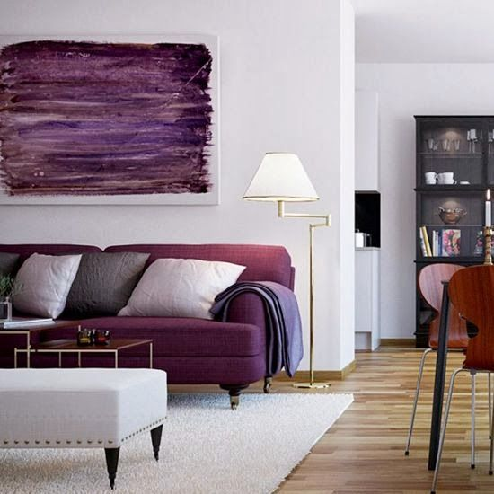 How To Decorate With Radiant Orchid Ideas
