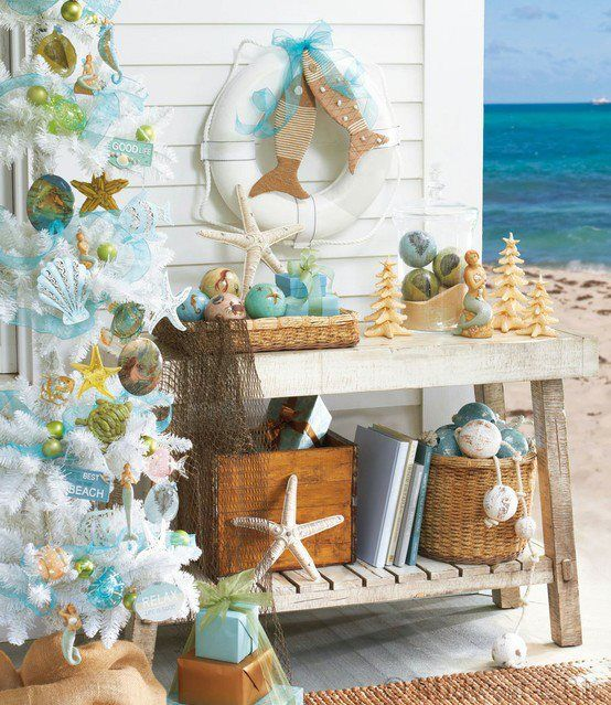 How to decorate with sea stars 34 examples digsdigs for Beach coastal decorating ideas