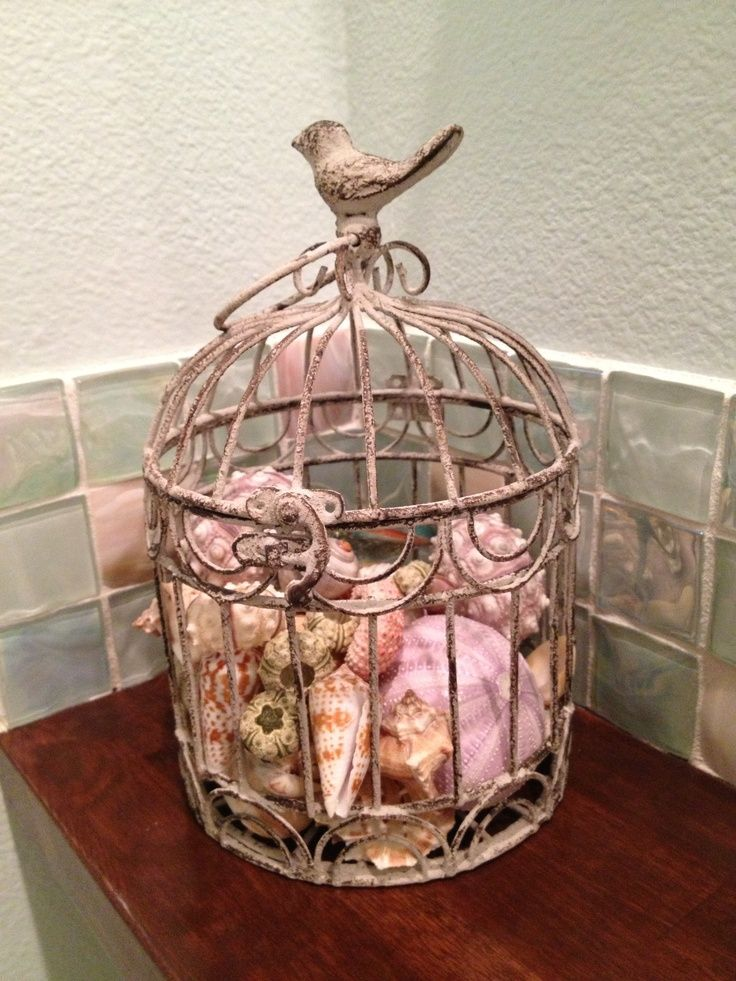 This entry is part of 14 in the series cool sea and beach - How to decorate with seashells ...