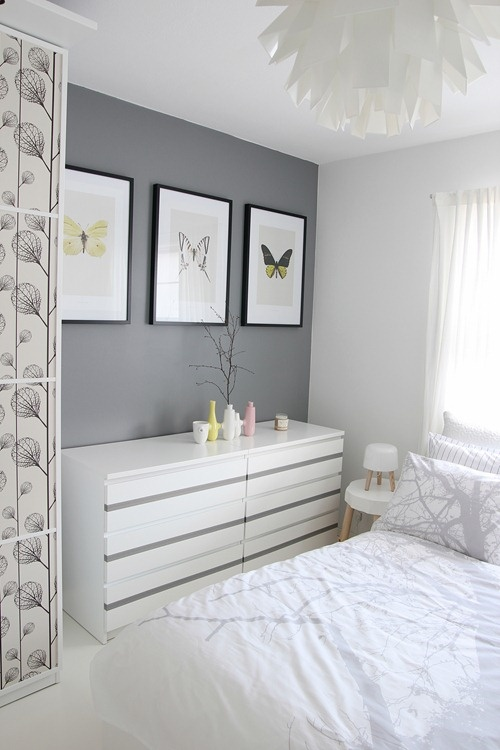 how to incorporate ikea malm dresser into your decor - Dresser Decor