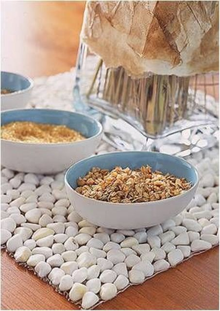 How To Incorporate Pebbles Into Your Home Decor