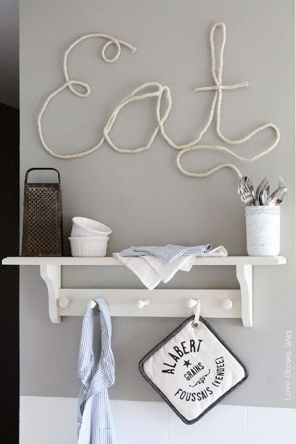 How To Incorporate Rope Into Your Home Decor Ideas