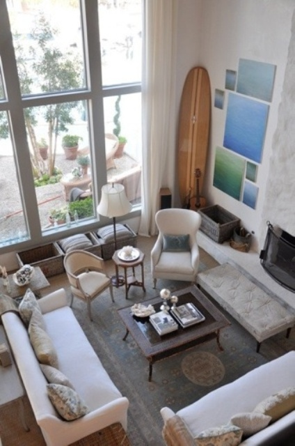 How to incorporate surfs into home d cor 21 fun ideas for Surf decoration