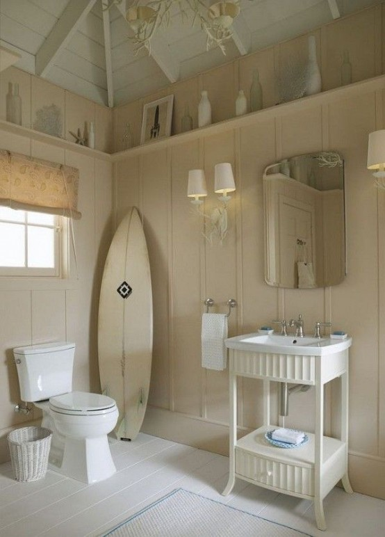 Fancy How To Incorporate Surfs Into Home Decor Ideas