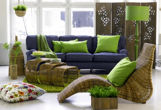 How To Make Your Interior Eco Friendly: 20 Ideas