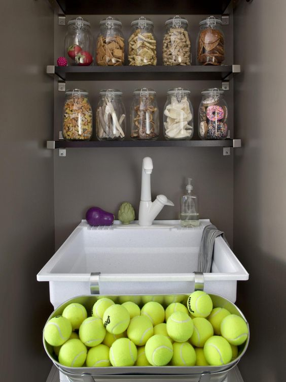 Picture Of how to organize all your pet supplies comfortably ideas  6