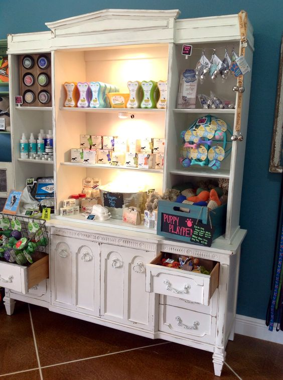 Picture Of how to organize all your pet supplies comfortably ideas  8
