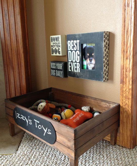 Picture Of how to organize all your pet supplies comfortably ideas  9