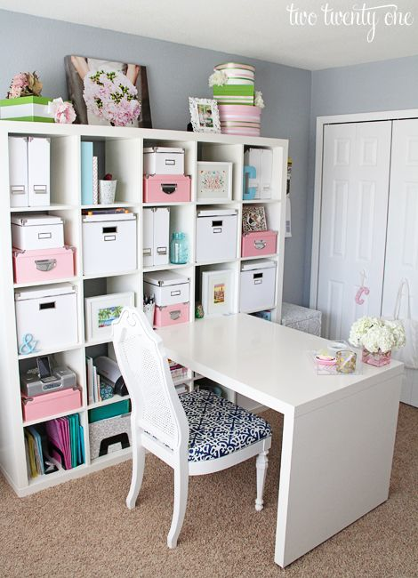 Picture Of how to organize your home office smart ideas  19