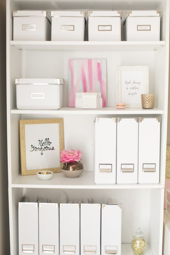 Picture Of how to organize your home office smart ideas  2