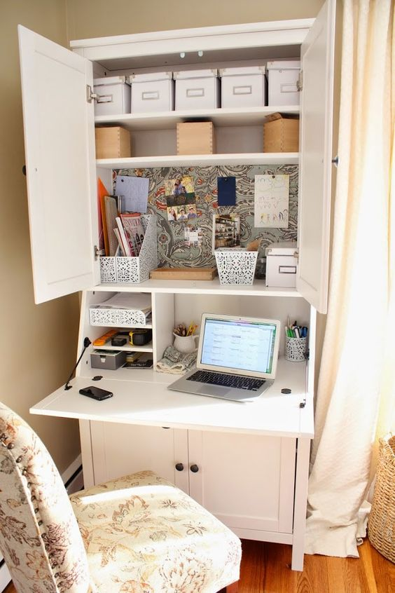 Picture Of how to organize your home office smart ideas  29