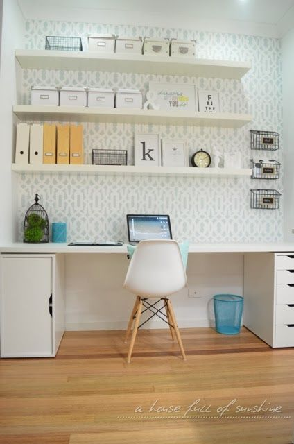 Picture Of how to organize your home office smart ideas  33