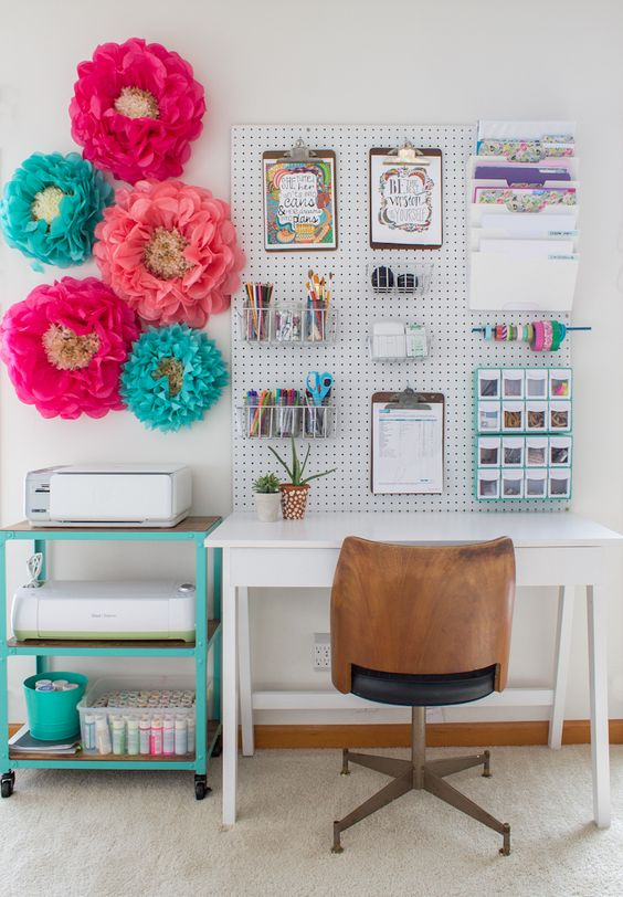 Picture Of how to organize your home office smart ideas  8