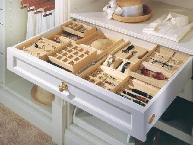 Picture Of how to organize your jewelry in a comfy way ideas  14