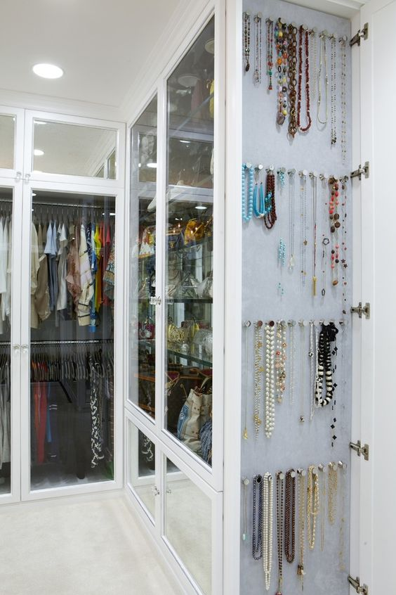 Picture Of how to organize your jewelry in a comfy way ideas  33