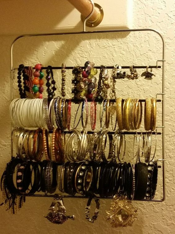 Picture Of how to organize your jewelry in a comfy way ideas  35