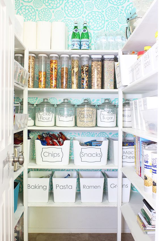 Picture Of how to organize your pantry easy and smart ideas  1