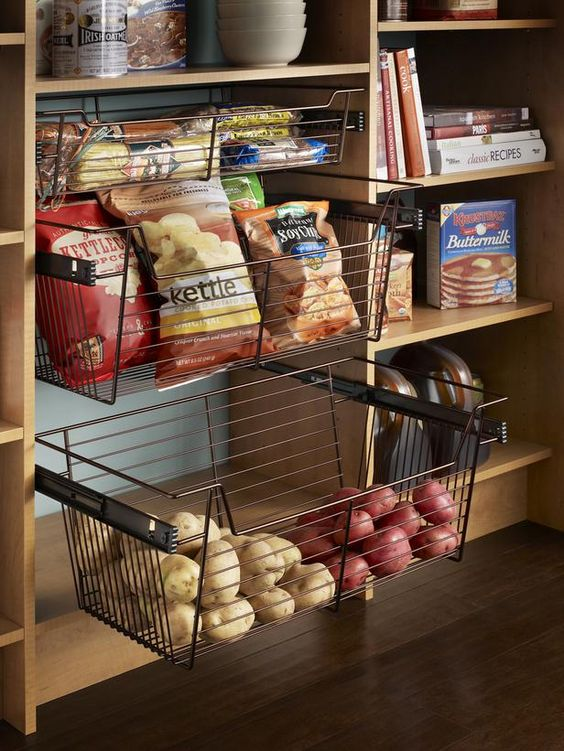 Picture Of how to organize your pantry easy and smart ideas  13