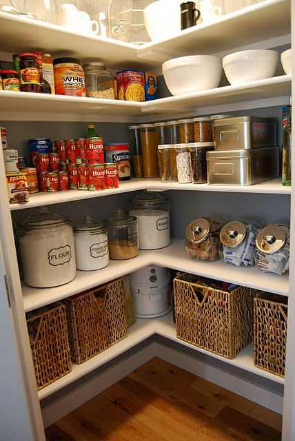 how to organize your pantry 35 easy and smart ideas digsdigs