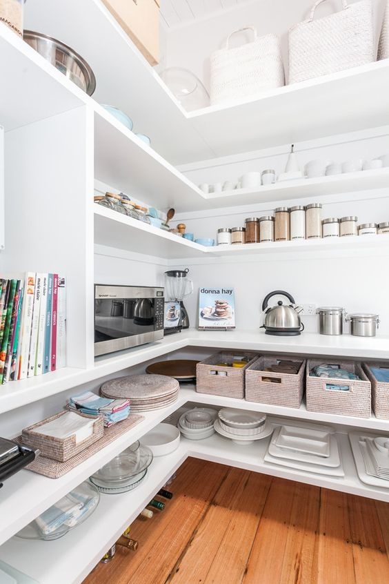 Picture Of how to organize your pantry easy and smart ideas  22
