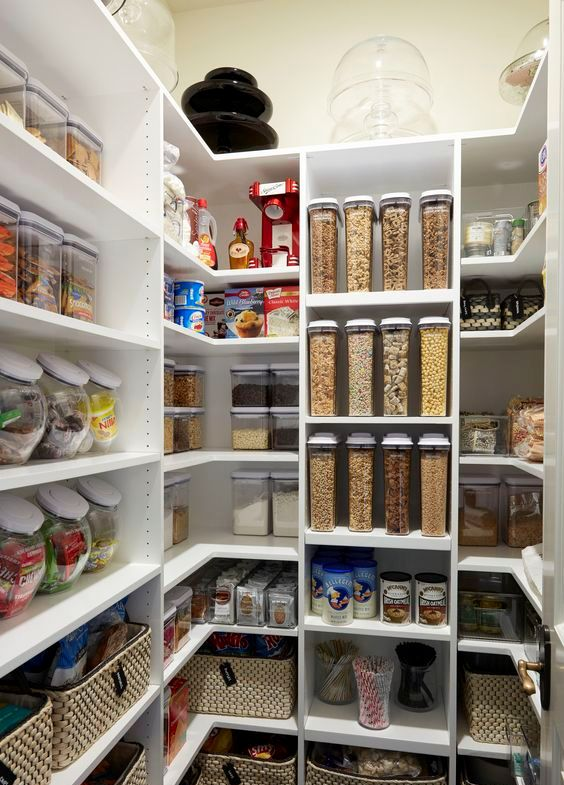 Picture Of how to organize your pantry easy and smart ideas  23