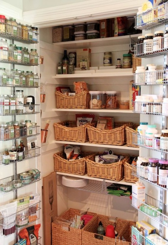 How To Organize Your Pantry: 35 Easy And Smart Ideas