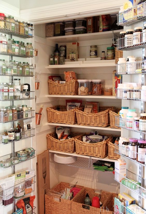 how to organize your pantry easy and smart ideas 27 digsdigs