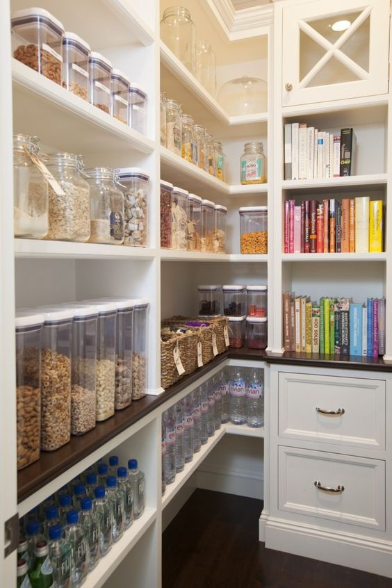 Picture Of how to organize your pantry easy and smart ideas  5