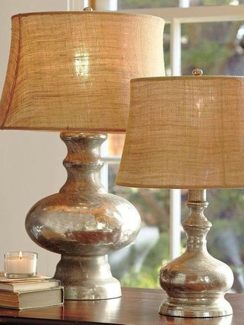 How To Rock Burlap In Home Decor Ideas