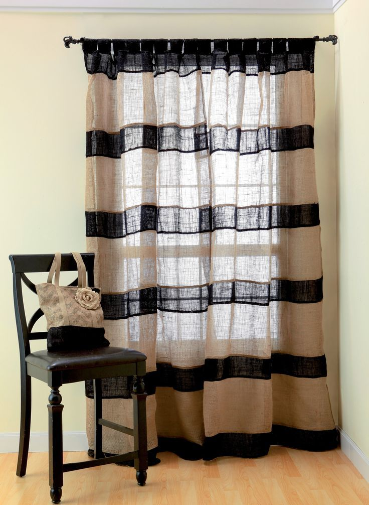 How to rock burlap in home d cor 27 ideas digsdigs for Rock home decor