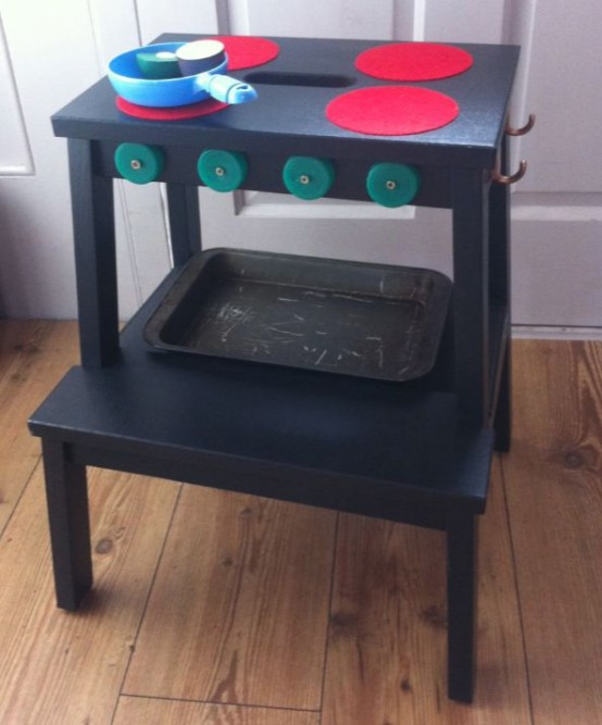 How To Rock Ikea Bekvam Stool In Your Interiors