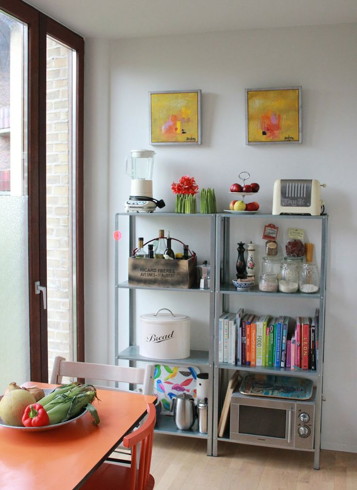 How to rock ikea hyllis shelves in your interior 31 ideas for Ikea ideas