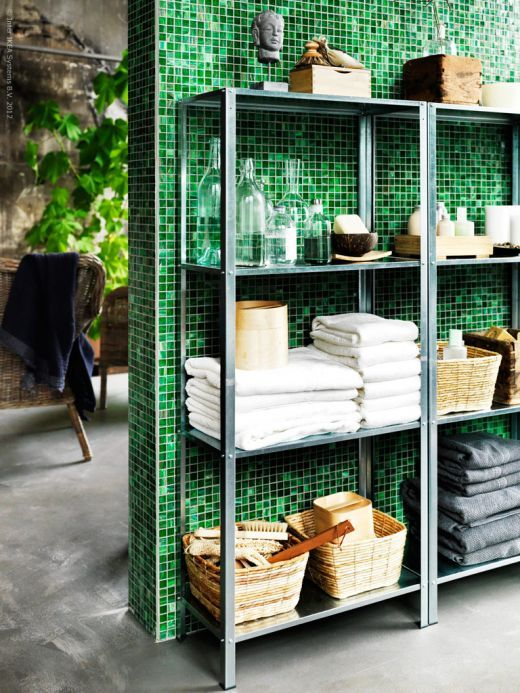 How To Rock Ikea Hyllis Shelves In Your Interior 31 Ideas Digsdigs