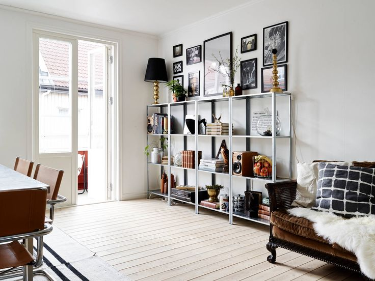 Http Www Digsdigs Com How To Rock Ikea Hyllis Shelves In Your Interior 31 Ideas Pictures 90365
