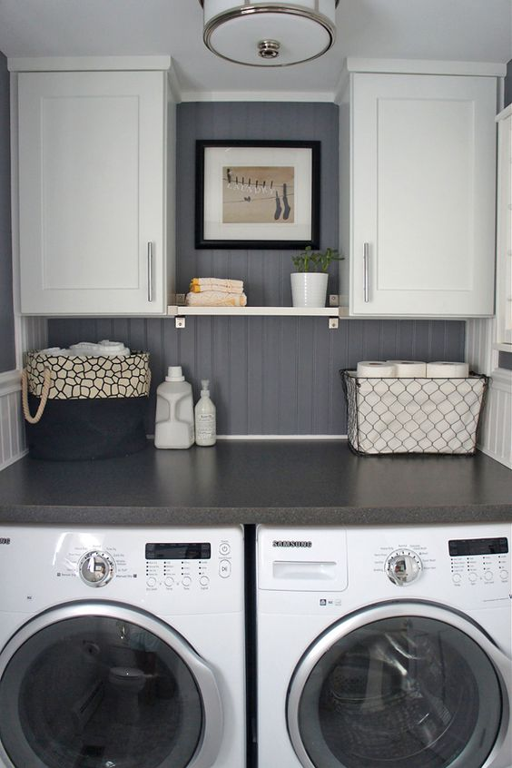 Picture Of how to smartly organize your laundry space  2
