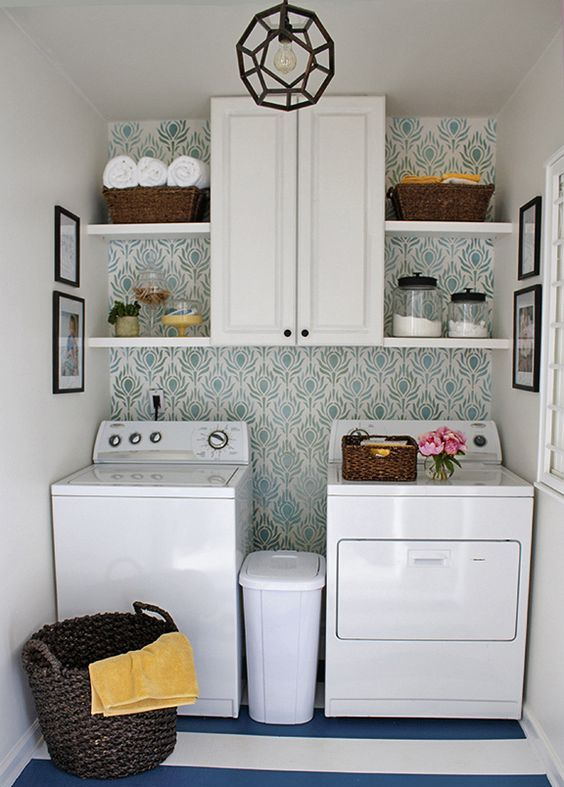 Picture Of how to smartly organize your laundry space  23