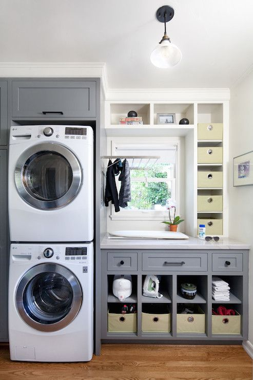 Picture Of how to smartly organize your laundry space  25