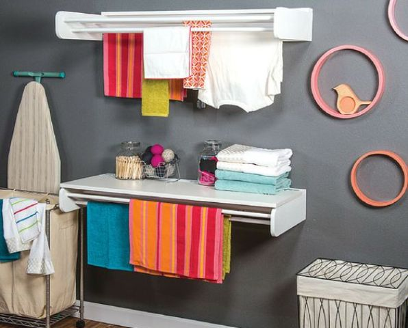 Picture Of how to smartly organize your laundry space  30